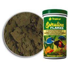 TROPICAL Spirulina Special eleség halak számára 1000 ml / 200 g