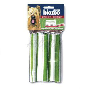 Fogtisztító rúd kutyáknak - sertésbőr, 5 db