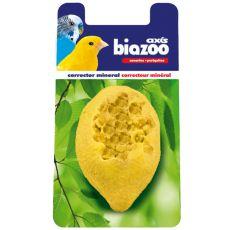 Ásványi kocka madarak számára - citromos, 55 g