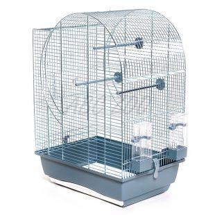Papagáj kalitka ELISABETH 2 - krómozott - 45 x 32 x 64 cm