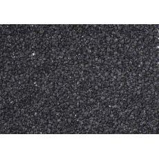Akváriumi kavics, fekete, 1-3mm, 10kg