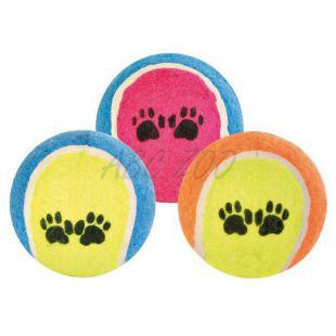 Tenisz labda kutyának - 6 cm