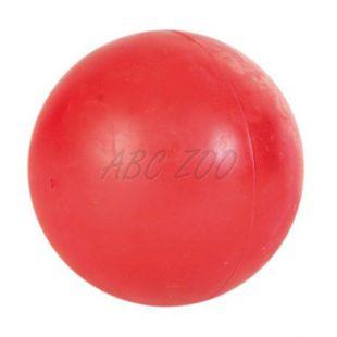Tömör gumilabda kutyáknak - kemény gumi, 7 cm