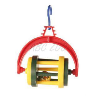 Madárjáték - csengős henger, felakasztható