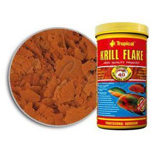TROPICAL Krill Flake húsevő haleledel 5 L / 1 kg