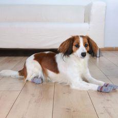 Csúszásgátló zokni kutyusoknak, 2 db, S - M