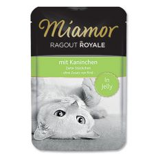 MIAMOR Ragout Royal 100 g - Nyúl