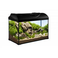 Akvárium DIVERSA STARTUP SET 50 - egyenes - fekete