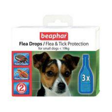 Bolhák és kullancsok elleni cseppek kutyáknak 5-19 kg