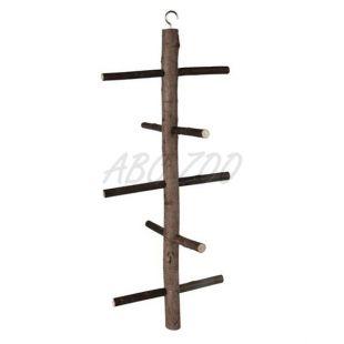 Madárjáték - fa  hinta mászóka, 27 cm