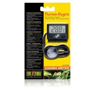 ExoTerra Combo - digitális hőmérő és higrométer