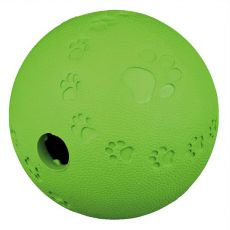 Játék labda kutyának - természetes gumi, 6 cm