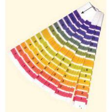 pH Teszt - csíkok 100 db, 0-14