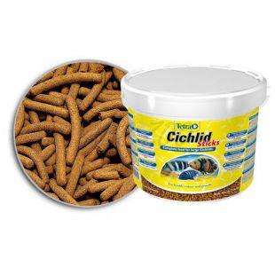 TetraCichlid Sticks sügér táplálék 10 L