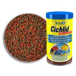 TetraCichlid Granules sügértáp 500 ml