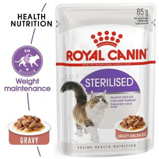 Royal Canin STERILISED 85 g - alutasak