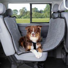 Védőhuzat autóba, hátsó ülésre - 1,45x1,60m