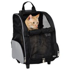 Kerekes táska kutyának vagy macskának - 36x27x50cm