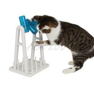Játék cicáknak - stratégiai, 22x18x33cm