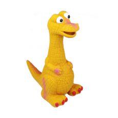 Latex kutyajáték, dinoszaurusz - 23cm
