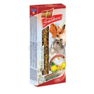 Vitapol rúd rágcsálónak - joghurt pitypang, 2 db