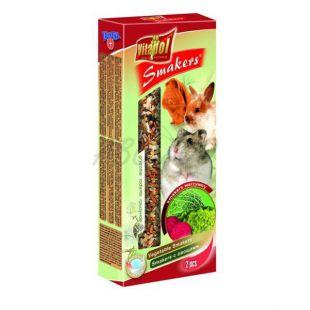 Vitapol zöldséges rudak rágcsálók számára - 2 db
