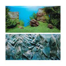 Akváriumi háttér AMANO/ROCK L - 100x50cm
