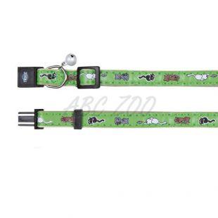 Macskanyakörv, zöld - cica mintával - 18 - 30 cm