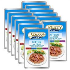 Stuzzy cat alutasak macskáknak - csirke, 12 x 100 g