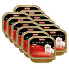 ANIMONDA Senior pástétom - marhahús és csirke, 12 x 150g