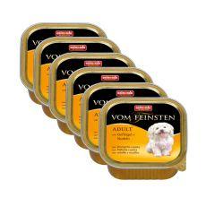 ANIMONDA pástétom - csirkehús tésztával, 6 x 150 g