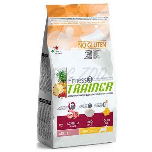 Trainer Fitness3 Adult MINI bárány és rizs - 7,5 kg