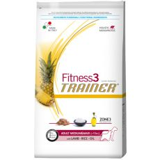 Trainer Fitness3 Adult MEDIUM MAXI - bárány rizzsel 12,5 kg