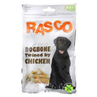 RASCO jutalomfalatok - csontok csirkehús bevonattal, 80 g