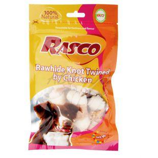 RASCO jutalomfalat - bivaly csomó csirkehús bevonattal, 80 g