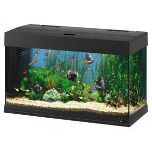 Akvárium Ferplast DUBAI 80 Fekete - 125L