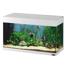 Akvárium Ferplast DUBAI 80 Fehér - 125L