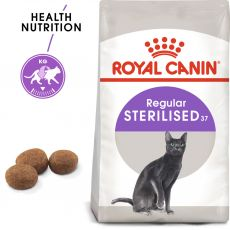 Royal Canin STERILISED 37 - ivartalanított macskáknak, 400 g