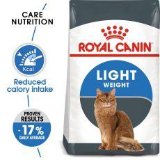 Royal Canin LIGHT WEIGHT CARE - táp inaktív cicáknak, 2 kg