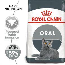 Royal Canin ORAL Care - táp macskáknak, 400 g