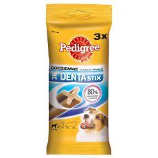 Pedigree Denta Stix small fogtisztitó rudak - 3 db / 45g
