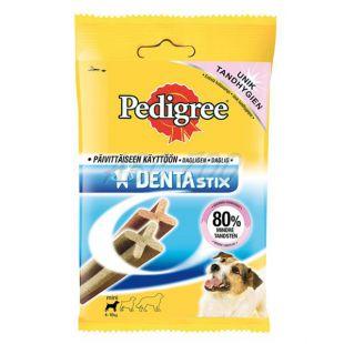 Pedigree Denta Stix small fogtisztító rudak - 7 db / 110g
