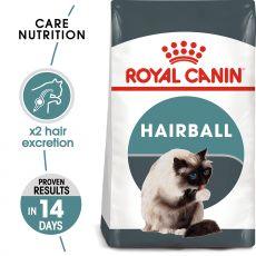 Royal Canin HAIRBALL CARE - macskatáp, 400 g