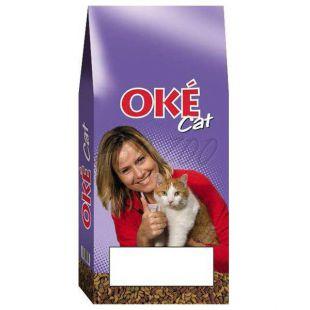 Macska eledel OKÉ Duo Cat - 10 kg