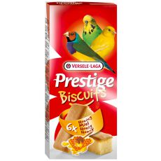 Jutalomfalat madaraknak Prestige Biscuits 6 db - piskóta mézzel