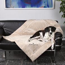 Takaró kutyáknak King of Dogs, kétoldalú - 100x70cm