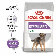 ROYAL CANIN MINI STERILISED ADULT 2 kg