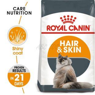 ROYAL CANIN HAIR és SKIN 33 - 0,4kg