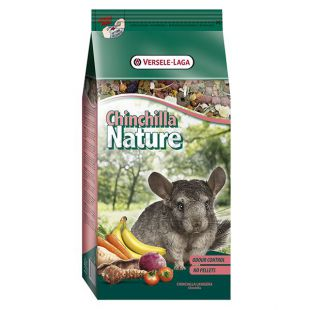 Komplett csincsilla eledel - Chinchilla Nature - 750 g