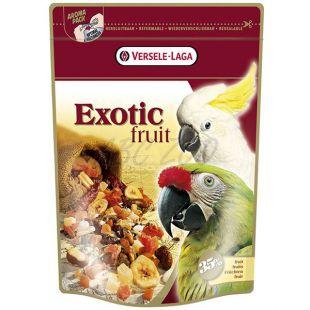 Eledel papagájoknak Exotic Fruit - egzotikus gyümölcsök, 600g